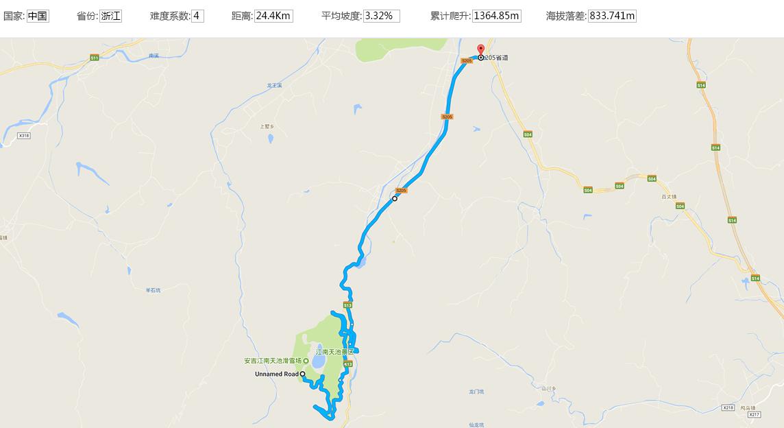 ——白水湾村——大年初一风景小镇——江南天池